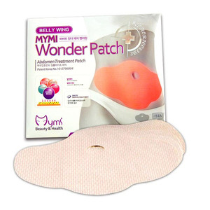 new product Korea Belly Mymi Wonder Patch Abdomen Treatment Loss Weight Products Health Fat Burning