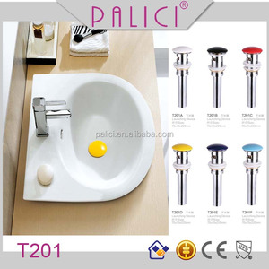 2017 Bathroom basin saccessories water drainer for sink