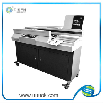 High precision industrial binding machine