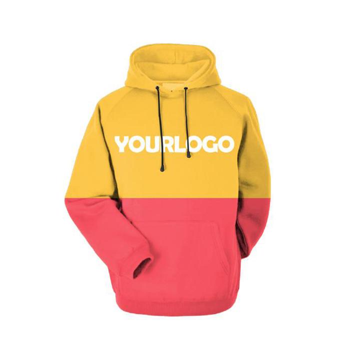 Two Color Custom Blank Cheap Plain Hoodies - Buy Cheap Plain Hoodies ... f00a045d89ca