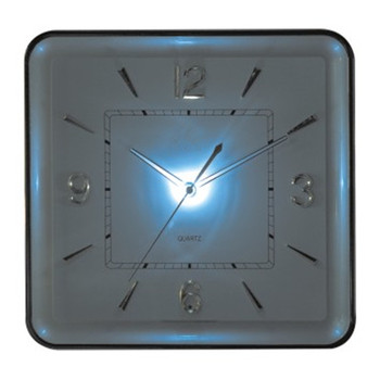 Intelligent Lighted Wall Clock,Decorative Wall Clocks China - Buy Light  Sensor Wall Clock,Home Wall Clock,Silent Sweep Wall Clocks Product on