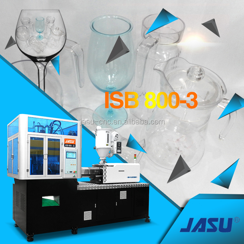 simple drum plastic bottle making machine injection stretch blow molding machinery