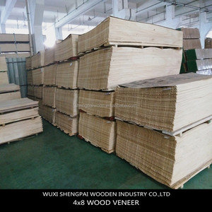 china sliced cut 4x8 recon wood veneer/ decoration mdf thin face sheets