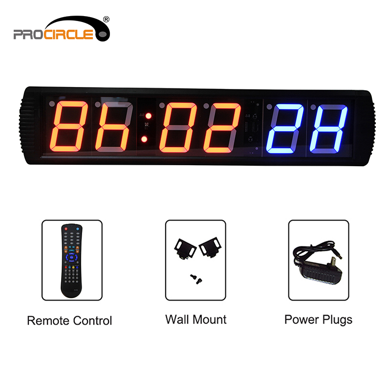 ProCircle Digital Timer Gym Equipment Accessories