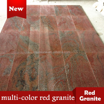 China Red Granite Floor Tile Price With Polishing Red Granite For