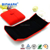 SINMARK necklace box&wool fabric jewelry box&jewelry packaging box
