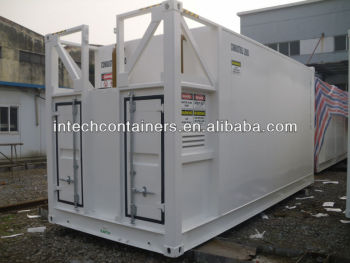 40ft outdoor fuel tanks diesel fuel transfer tank double wall diesel tank iso container : diesel storage containers  - Aquiesqueretaro.Com