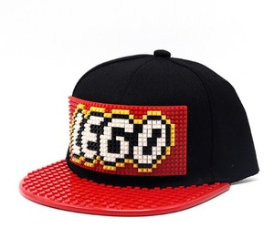 df237e2d9 Bricky Blocks Baseball Hat Compatible with LEGO