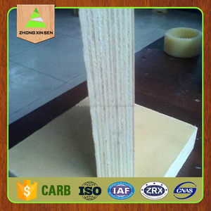 PVC thin construction plywood made in vietnam products