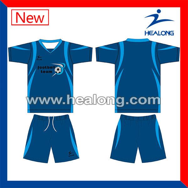 089689965e7d2 libre de la muestra personalizada uniformes camisetas camiseta de fútbol de  los niños