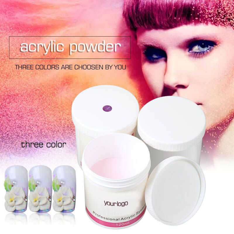 2019 OEM do your own brand kg acrylic powder for nails