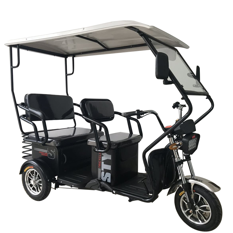 cheap hot electric motorcycle scooter philippines tricycle rickshaw for passenger
