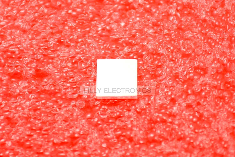 2pcs 6x6x1.0mm 650nm laser High transmittance/ Filter Against 400-1100nm