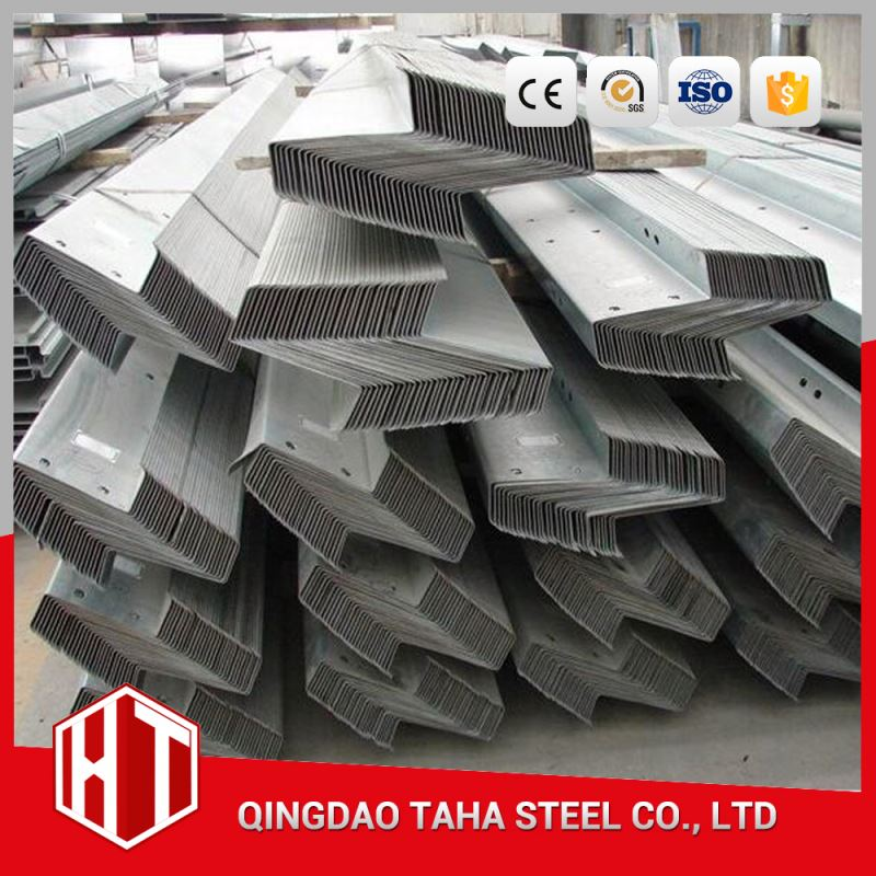 Metal Z Beam Channel Steel Purlin