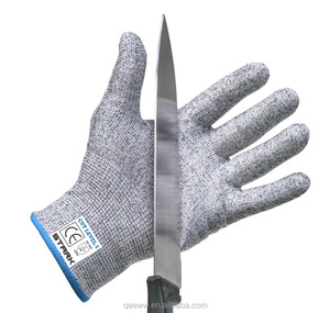 High Performance Cut Resistant Gloves Hands & Body Level 5 Protection Kitchen Work Safety Gloves