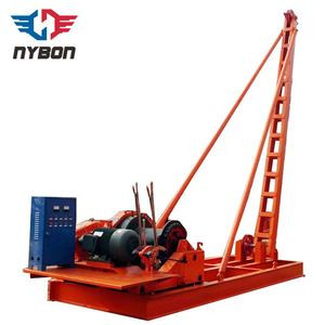 China JKL Free fall winch hammer punching piling rig for construction industry