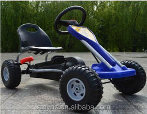 Kids pedal go kart cheap racing go kart for sale