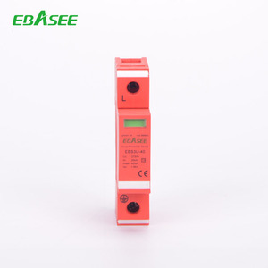 surge Protector Lightning Arrester 220v 40ka outdoor arrester 24v over voltage protector 24v poe injector