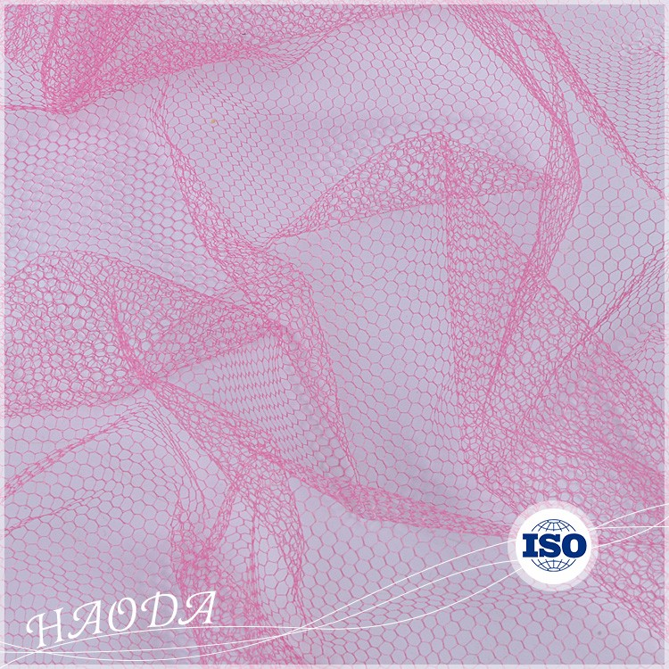 Top Quality 40d Polyester Fine Ripstop Nylon Mesh Fabric
