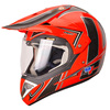 New DOT approved ATV motorcycle Off road motocross helmet