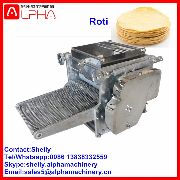 Automatic tortilla maker machine automatic roti making machine for restaurant