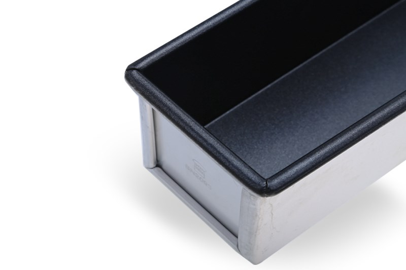 Teflon Non Stick Triangle Al Alloy Loaf Pan With Lid Buy