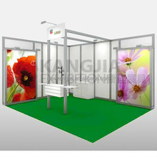 wedding photo exhibition stand display