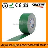 Premium Gaffer tape 48mm x 50m duct black book binding adhesive tape
