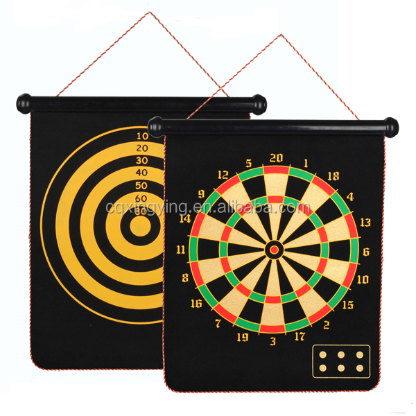Custom Magnetic Dart Board Double Sided Hanging Dart Board