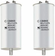 CBB65a-1 fan Motor starting air conditioner capacitor for home applicance