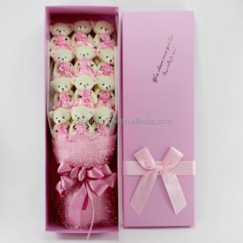 2017 New Valentine Gift Cartoon Pretty Wedding Stuffed Soft Plush