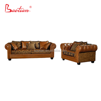 home furniture Lebanon classic leather sofa set for living room ...