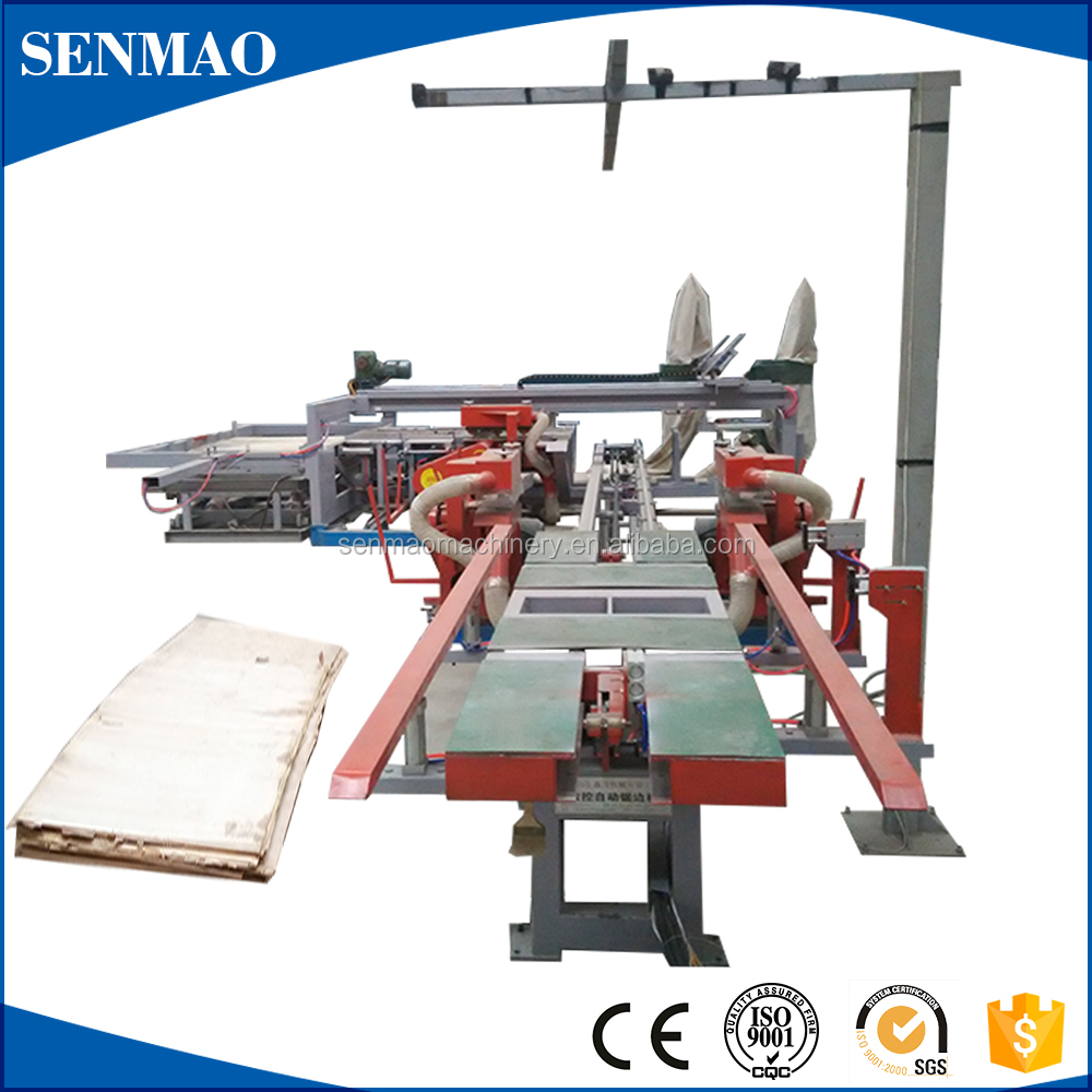Sandwich panel cutting <strong>saw</strong>/plywood panel trimming <strong>saw</strong>/base board panel edge sawing machine