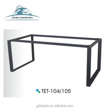 U Shaped Metal Steel Office Furniture Table Leg Designs