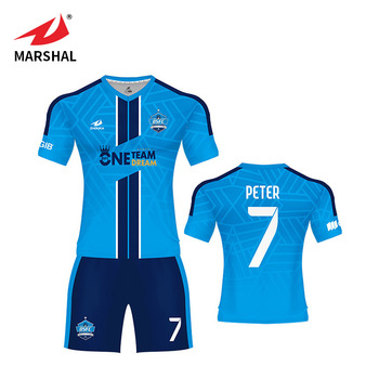 64b0880ca OEM football training soccer uniforms wholesale with customized logo soccer  jersey