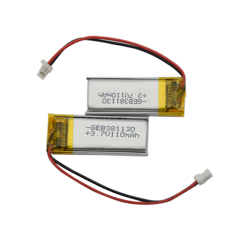Wholesale 602248 rechargeable 650mAh 3.7V battery lithium ion with protection board