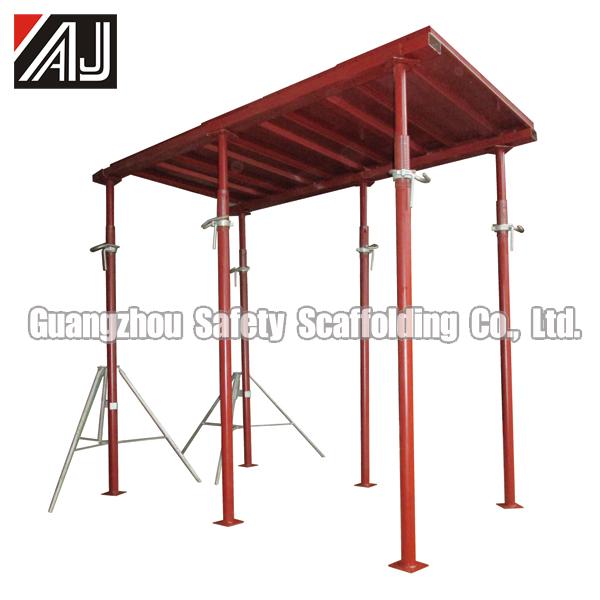 Adjustable Steel Post Shores : American type adjustable steel jack post shore for