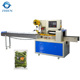 Automatic vegetable flowpack pouch packaging machine