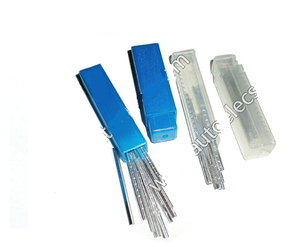 Hot Selling 10Pcs 0.05mm Middle Flexibility Used Locksmith Tools Tin Foil Tool