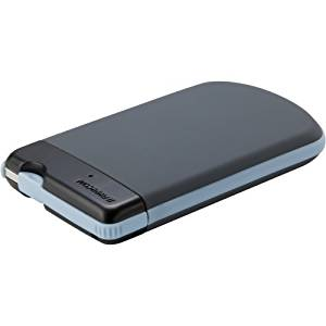 "Verbatim America, Llc - Freecom Tough Drive 3.0 1 Tb 2.5"" External Hard Drive By Verbatim - Usb 3.0 - Sata - Dark Gray ""Product Category: Storage Drives/Hard Drives/Solid State Drives"""