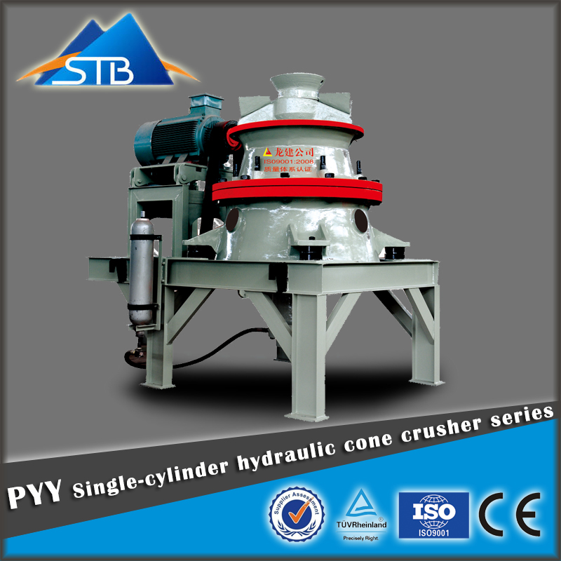 Factory Providing Cone Crusher to Crush Stone for High Grade Projects