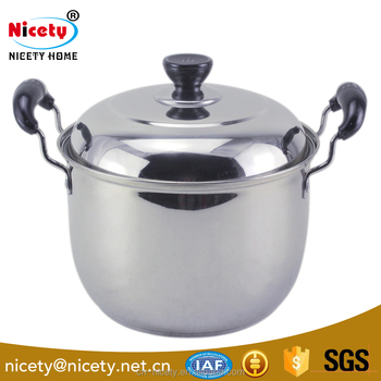 Stainless Steel Transparent Clear Glass Cooking Pot Buy