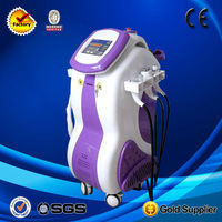 New cavitation ultrasound shock wave therapy equipment(7 in 1 )