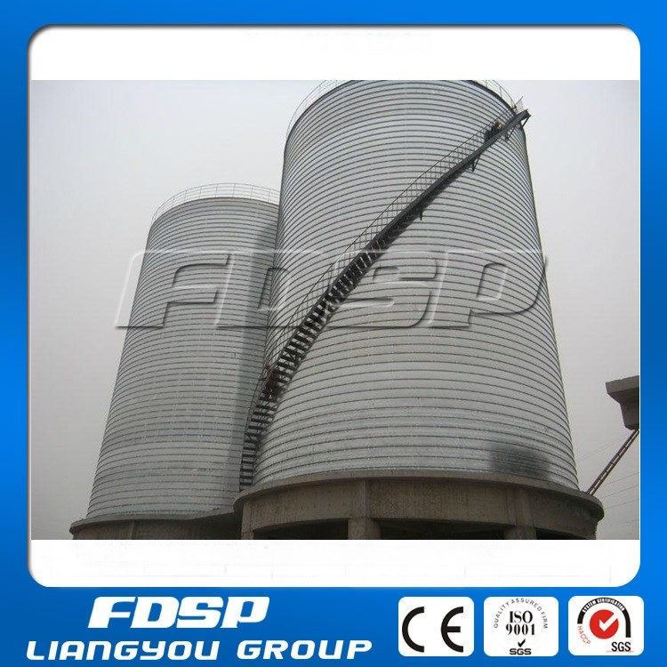 6000T storage system, sunflower seeds storing silo used for oil plant