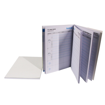 Reliable spiral note book oem all kinds of notebook