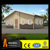 2017 40ft Large space and luxurious multi-purpose prefabricated villa