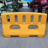 2018 all range flood barrier plastic water filled barrier