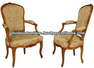 Merveilleux Rococo Chair