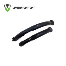 Quick Release bicycle plastic mudguard manufacturer Bicycle Custom Colorful Mountain Bike mudguard