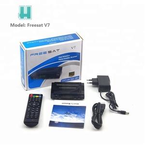 GT media V7 HD FTA DVB S2 satellite tv receiver upgrade from Freesat V7 HD